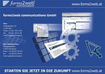 forms2web